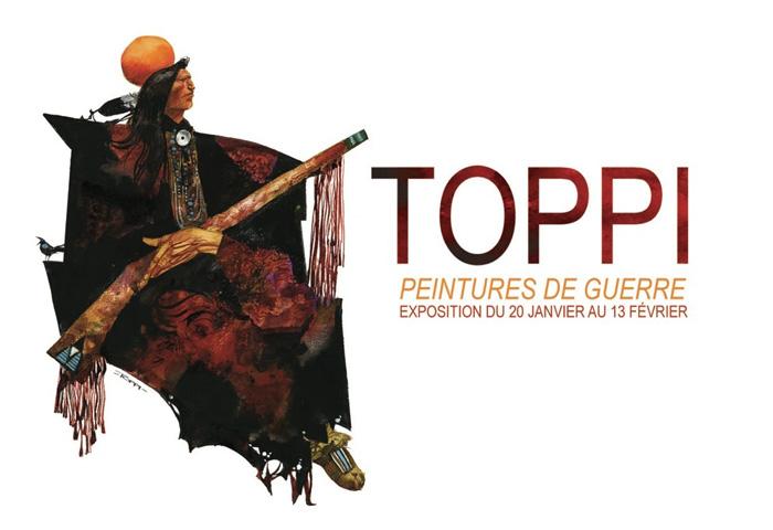 Exposition Toppi