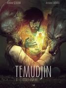 Temudjin, Le voyage immobile (tome 2) de Antoine Carrion