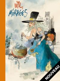 Couverture de Mirages
