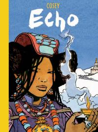 Couverture de Echo