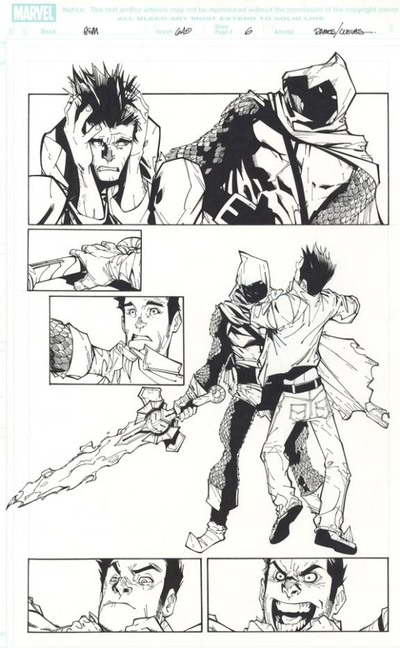 Humberto Ramos - Spiderman, Issue #649 page 6