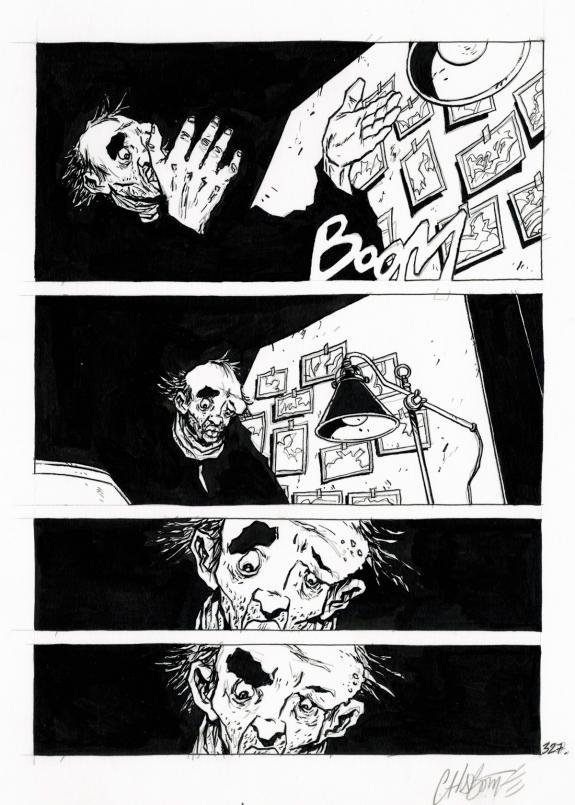 Christophe Chabouté - Tout seul, planche 327