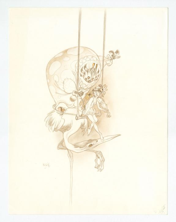 Claire Wendling - Daisies - Affogato All' Amarena, Illustrat
