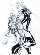 Eric Canete - Green Lantern Corps