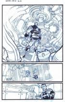 Eric Canete - Iron Man , Enter the Mandarin #1, Page 6