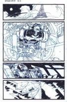 Eric Canete - Iron Man , Enter the Mandarin #1, Page 12