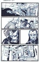 Eric Canete - Iron Man , Enter the Mandarin #3, Page 05