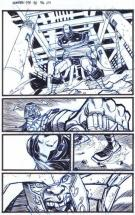 Eric Canete - Iron Man , Enter the Mandarin #6, Page 02