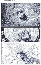 Eric Canete - Iron Man , Enter the Mandarin #6, Page 12