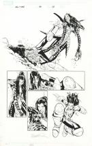 Humberto Ramos - New X-Men, Issue 45 - page 16