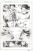 Jim Cheung - Avengers : childrens crusade, Issue #6 page 9