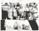 Olivier Coipel - The Mighty Thor, Issue #2 double page 12 et