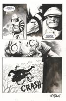 Eric Powell - The Goon, planche originale - issue #34 page 1