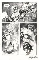 Eric Powell - The Goon, planche originale -  issue #34 page