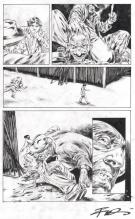 Attila Futaki - Severed, Issue 5, Planche originale