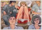 Milo Manara - Le Parfum de l'Invisible, illustration origina