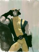 Esad Ribic - Illustration originale - Wolverine