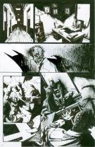 Jason Shawn Alexander - Batman, Planche originale