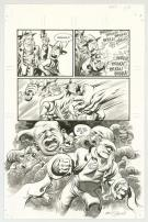 Eric Powell - The Goon, Issue #43 planche originale