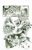 Eric Powell - The Goon, Issue #43 - Planche originale