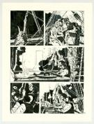 Christophe Chabouté - Moby Dick, Planche oriignale