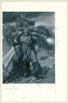 "Paul Dainton - Warhammer 40000, Illustration originale ""S-M"