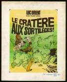 Eddy Paape - Luc Orient , Illustration originale