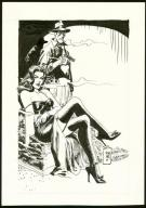 Jordi Bernet - Torpedo, Illustration