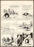 William Vance - Ramiro, Planche originale n°20