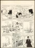 William Vance - Ramiro, Planche originale n°18