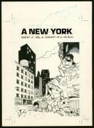 Will - Tif et Tondu, Tif et Tondu à New York, Couverture ori