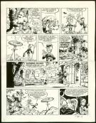 Dany - Olivier Rameau, Planche originale n°19