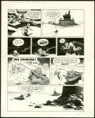 Dany - Olivier Rameau, Planche originale n°6