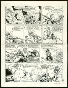 Dany - Olivier Rameau, Planche originale n°33