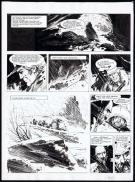 William Vance - Ringo, Planche originale n°19