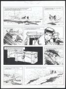 William Vance - Ringo, Planche originale n°04