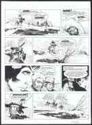 William Vance - Ringo, Planche originale n°16