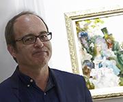 Drawing shows – Performances live de Daniel Cacouault à la Galerie Daniel Maghen