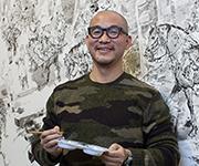 Drawing shows – Performances live de Kim Jung Gi à la Galerie Daniel Maghen
