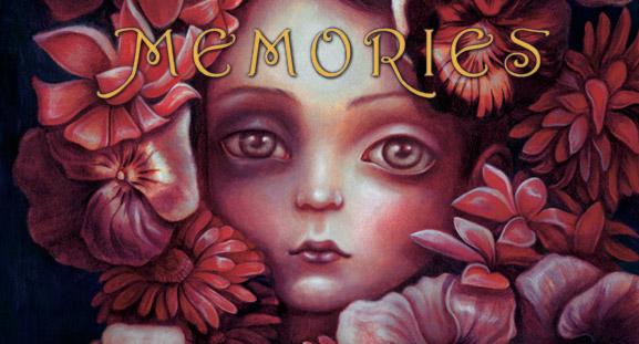 Exposition Memories de Benjamin Lacombe du 13 d�cembre 2011 au 14 janvier 2012