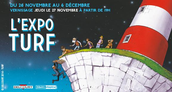 Exposition Magnin et Turf, du 26 novembre au 6 décembre 2014