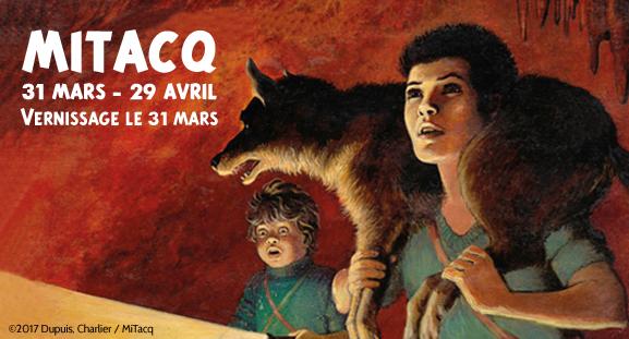 Rétrospective MiTacq, La Patrouille des Castors - du 31 mars du 29 avril