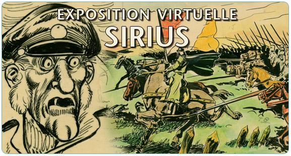 Exposition virtuelle Sirius