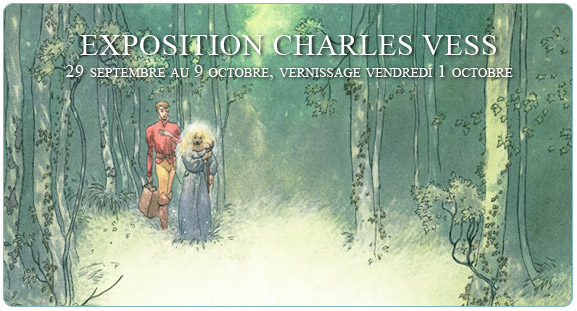 Exposition Charles Vess