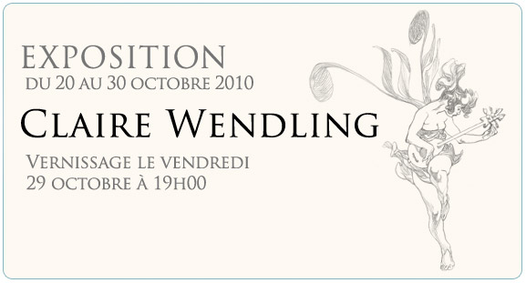 Exposition Claire Wendling